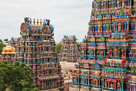 Towers-of-Meenakshi-Temple-Madurai