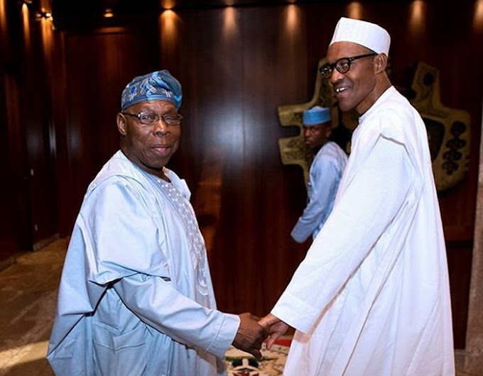 """""""Obasanjo Knows He Can't Stop Buhari From Winning In 2019"""" – Tony Momoh"""