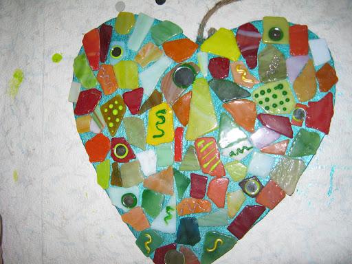 Hart mozaïeken en schilderen met 3D verf 022.jpg