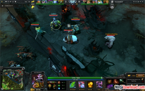 Download and install game dota 2 for windows, mac os