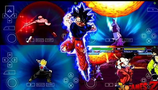 SAIUU!!! NEW Dragon Ball Heroes Battlegrounds Budokai (MOD) PARA ANDROID E PC (PPSSPP) + DOWNLOAD