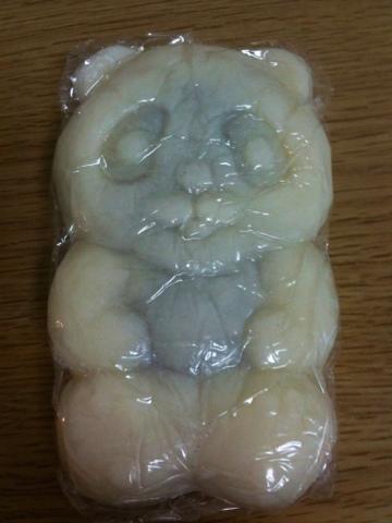白パンダ焼き