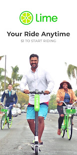 Lime – Your Ride Anytime 1