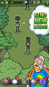 Bud Farm: Quest for Buds MOD Apk 0.7.1(Free Shopping) 5