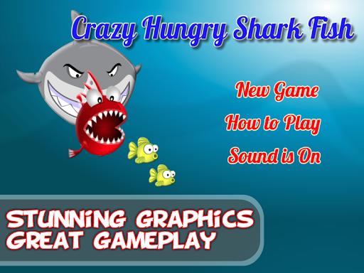 ud83dudc20 Hungry Piranha & Shark Fish screenshots 8