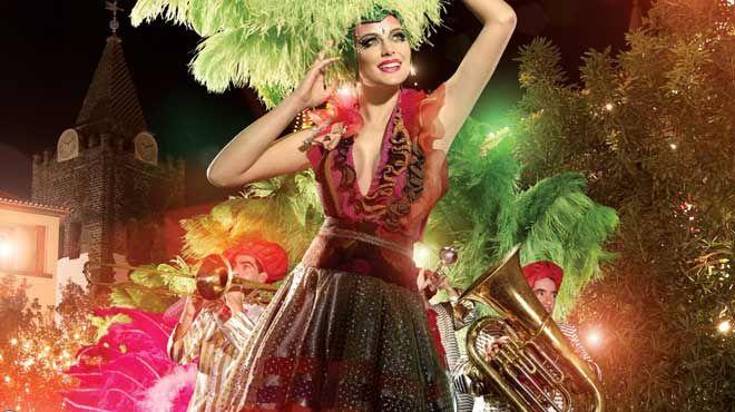 Férias de Carnaval na Madeira