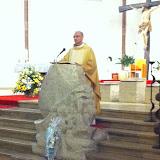 San Giuseppe con la comunità cattolicese in Germania