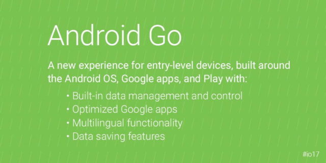 Google Is Launching A New Android Based OS - Android GO OS 1
