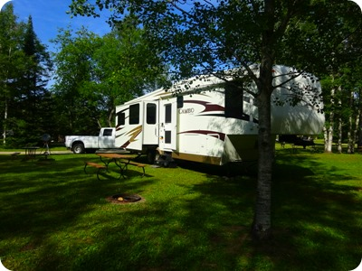 Kritter's North Country RV Campground