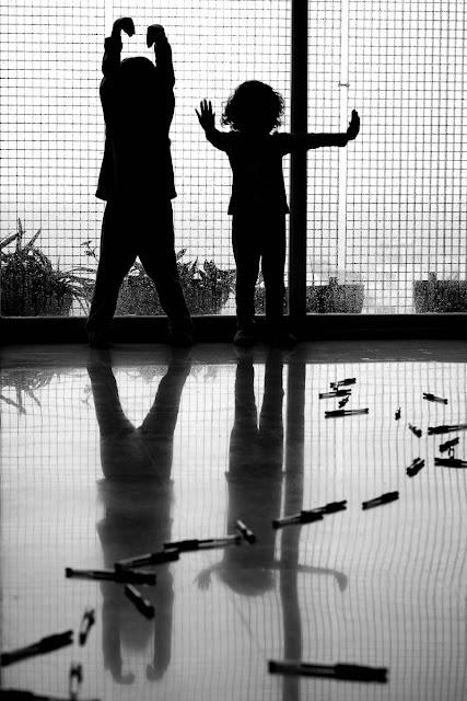 Reflejos. Foto de Carlos Larios