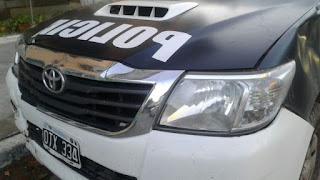 Policía de Salto