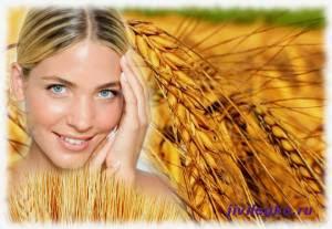 масло зародышей пшеницы для кожи
