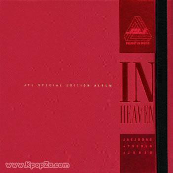 JYJ เผยอัลบั้มพิเศษ 'In Heaven' ออกมาแล้ว