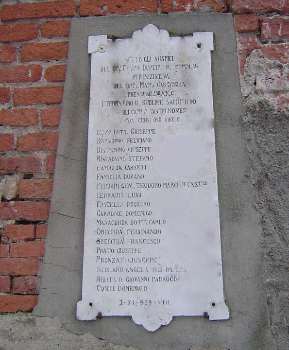 lapide sx chiesa parrocch - ritocco - 03.11.1929