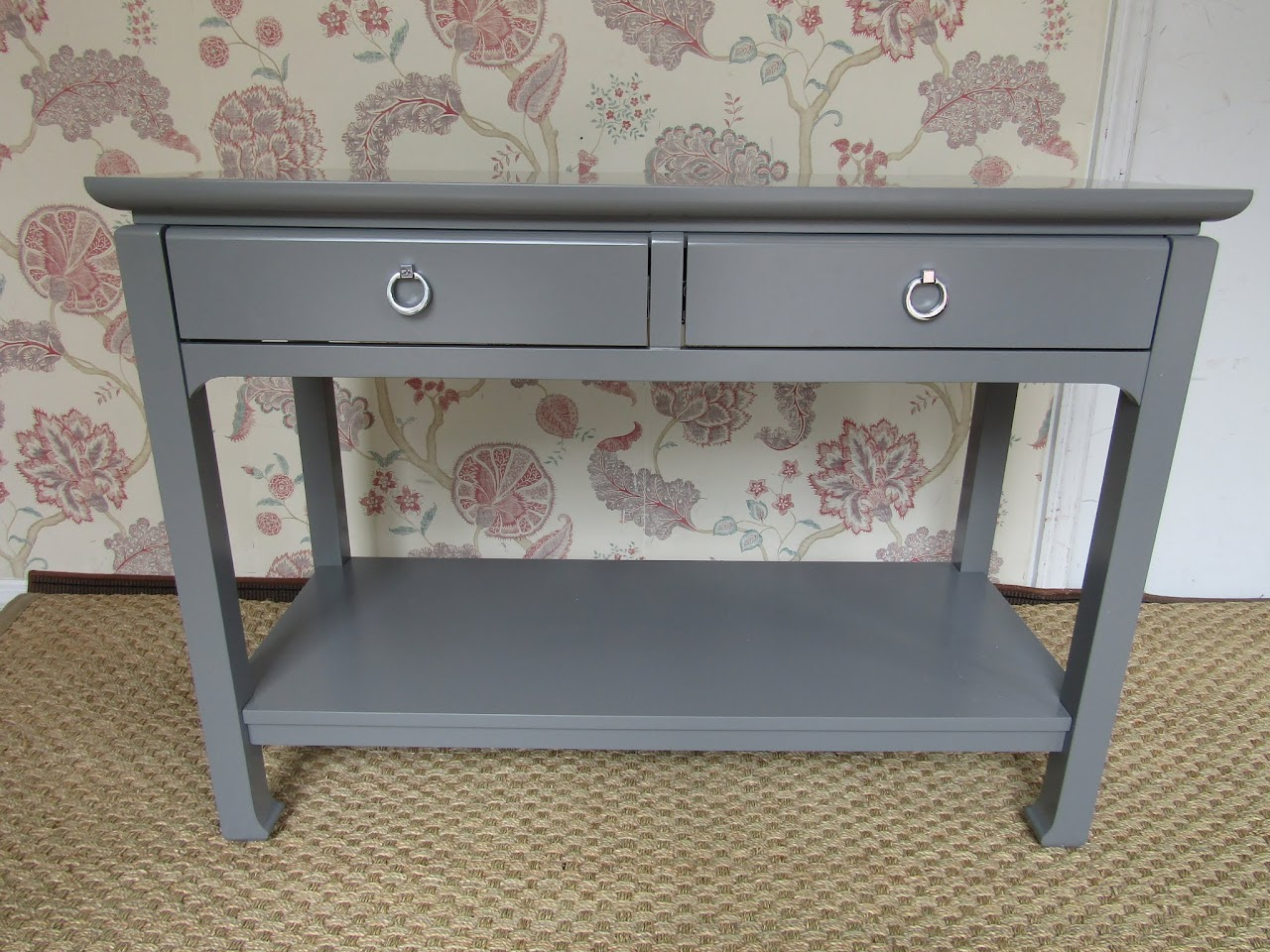 Grey Console Table 1