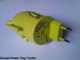 europe power plug outlet type