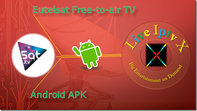 Eutelsat Free-to-air TV guide APK
