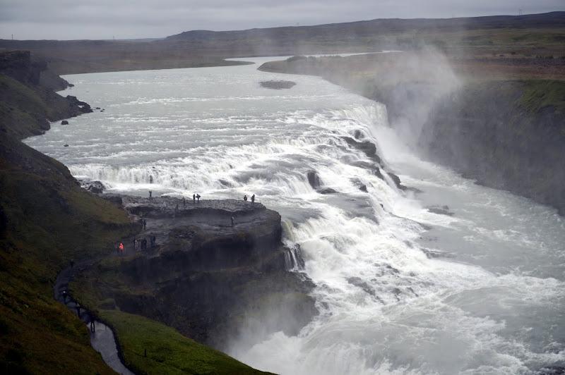 DSC05186 - Gullfoss waterfalls