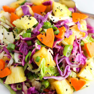 Hawaiian Coleslaw With Pineapple Recipes.