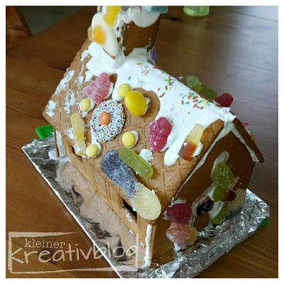 kleiner-kreativblog: Pfefferkuchenhaus