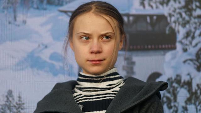 Greta Thunberg On Black Friday: 'Don't Buy Stuff You Don't Need'