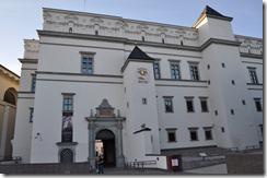 11 vilnius reconstruction de l'ancien palais des ducs de lituanie