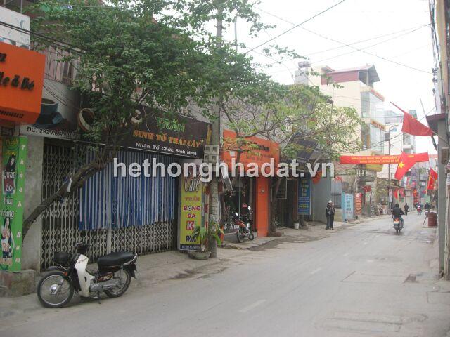 Mua bán nhà đất Hà Nội . Cần bán nhà 292 Xuân Đỉnh