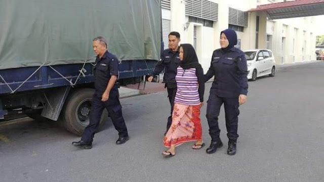 Penjara Dua Tahun Buang Bayi