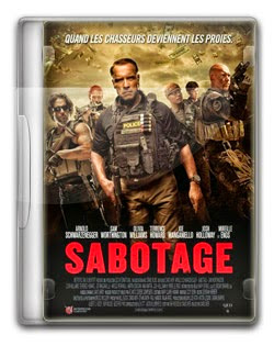Sabotage – BDRip AVI + 720p + RMVB Legendado