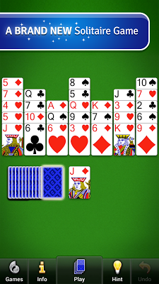 Crown Solitaire: A New Puzzle Solitaire Card Game - screenshot