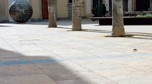 Plaza Careaga, renovada y cagada