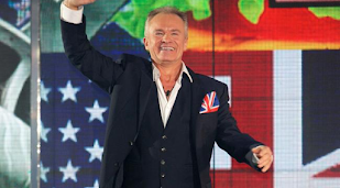 Bobby Davro admits to 'punching' on the dating front
