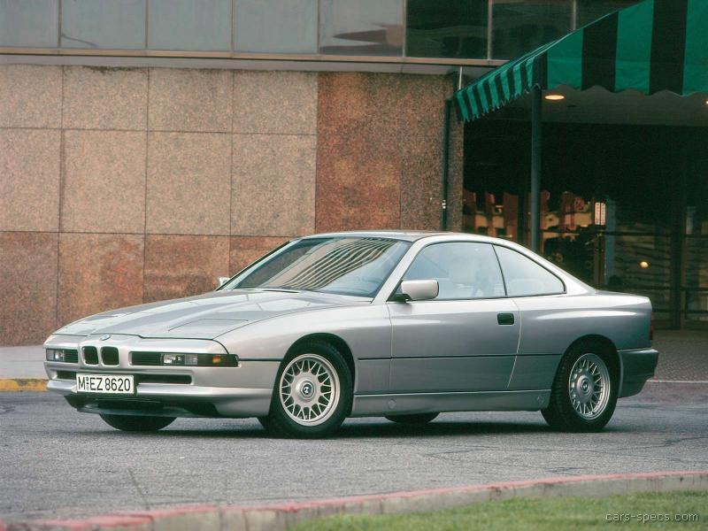 1997 BMW 8 Series Coupe Specifications, Pictures, Prices