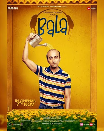 Bala 2019 Watch Online Full Hindi Movie Free Download