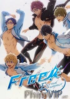 Câu Lạc Bộ Bơi Iwatobi Phần 2 - Free! 2nd Season: Eternal Summer poster