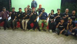 Halal bihalal Ranting Ormas BPPKB Banten desa pisangan jaya