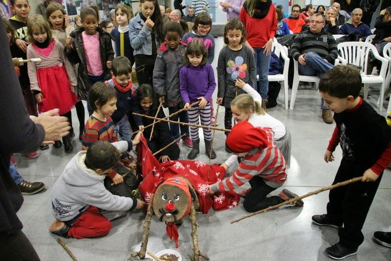 Nadales i Tronc de nadal al local  20-12-14 - IMG_7804.JPG