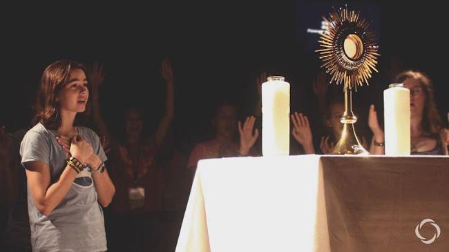 Lời cầu nguyện sau khi rước Chúa