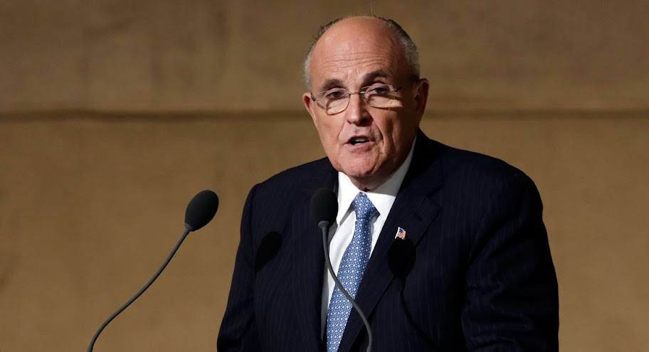 Rudy Giuliani tore up $10 million check from Saudis who he says were involved in 9/11