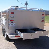 rear drawers