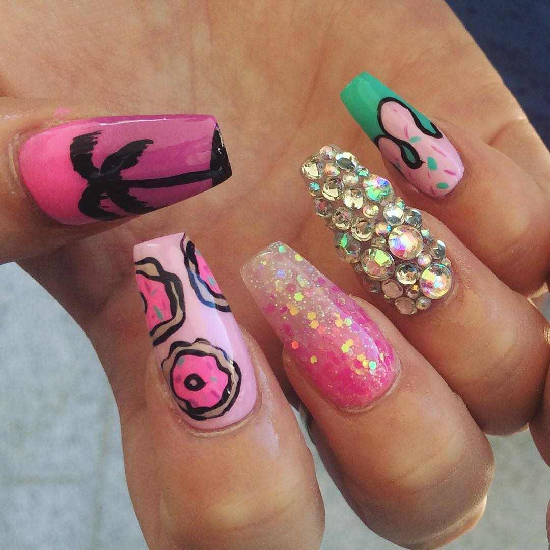 Acrylic Nail Designs and Ideas 2016 2017 - style you 7