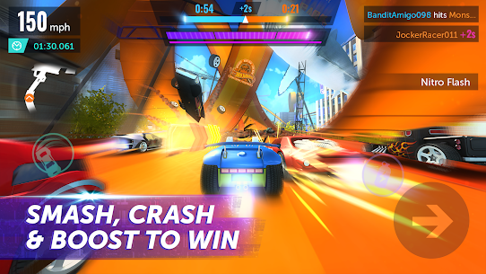 Hot Wheels Infinite Loop Apk Mod Dinheiro Infinito 3