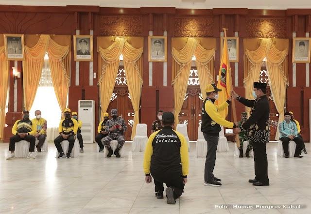 Haram Manyarah Waja Sampai Kaputing bagi Atlet PON Kalsel