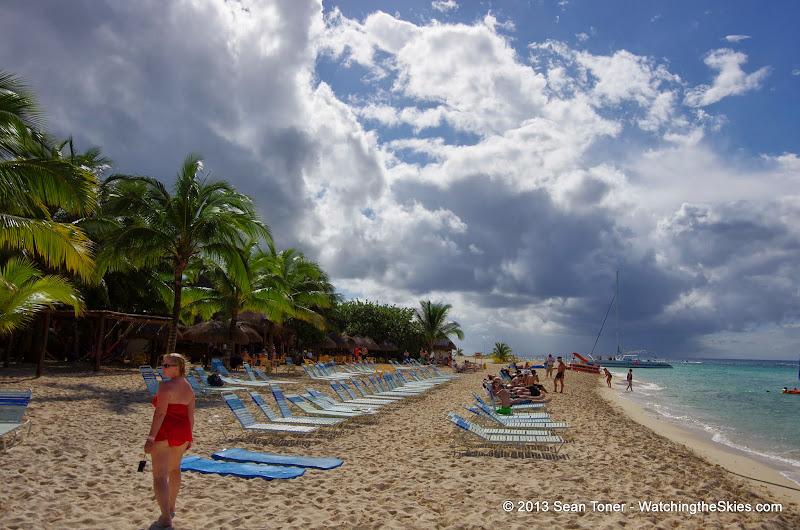01-03-14 Western Caribbean Cruise - Day 6 - Cozumel - IMGP1086.JPG