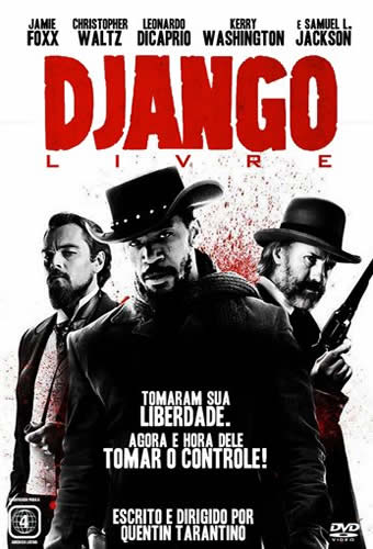 Baixar Filme Django Livre Torrent