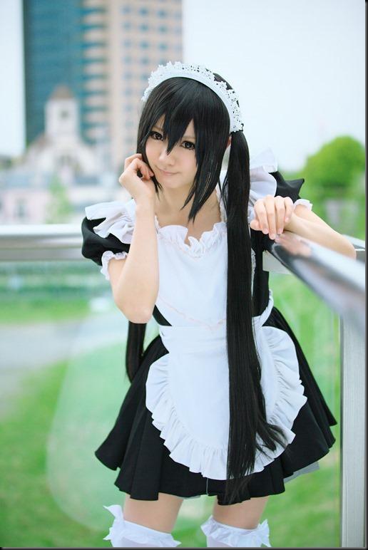 Azusa Nakano (K-ON!) Maika_785284-0012