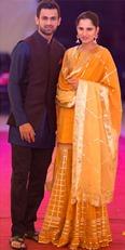 Sania Mirza-Sister-Wedding-Outfits-Mystylespots9