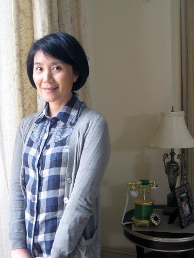 Yan Xiaopin China Actor