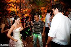 Foto 2312. Marcadores: 05/12/2009, Casamento Julia e Erico, MC, MC Anjinho, Rio de Janeiro