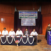 UGC Sponsored One Day Sate level Seminar